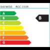 Daewoo  Porzsák nélküli porszívó 800W RCC  153 R
