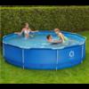 Avenli családi fémvázas medence 360*76cm