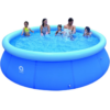 Avenli családi puhafalú medence 420*84cm