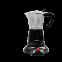 Daewoo Elektromos Alumínium Mokka kávéfőző DCM-990