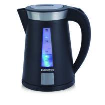 Daewoo vezeték nélküli vízforraló, 2200 W, 1,7 liter DEK-1364