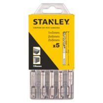 Stanley 5 db-os SDS+ szett STA54372-XJ