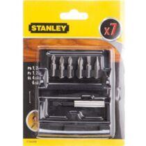 Stanley Bit készlet  PZ1 2  PH1 2  SL4.5 6.5 STA60480-XJ