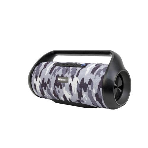 Daewoo hordozható bluetooth-os hangfal 36,6 cm-es 3600mAH DIBT1192AY több színben