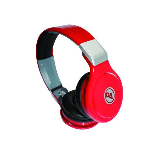 Daewoo vezetéknélküli fejhallgató DI1003BT red