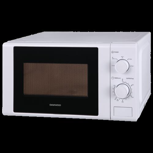 Daewoo mikrohullámú sütő 700 W 20L Fehér DM-2011MW manual