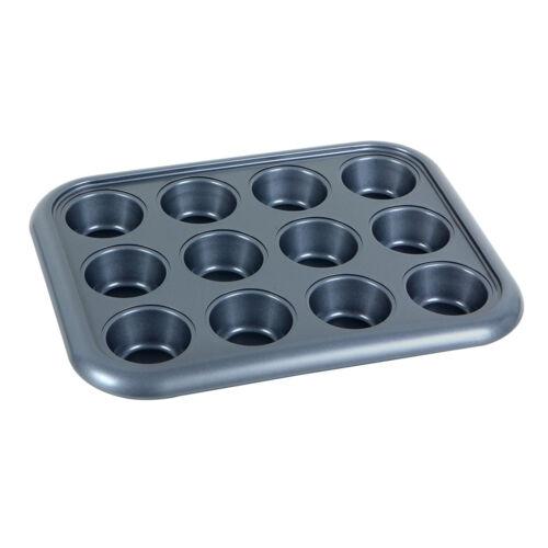 Zanussi szénacél 12 csészés muffin sütőforma TARANTO ZAC35211BF