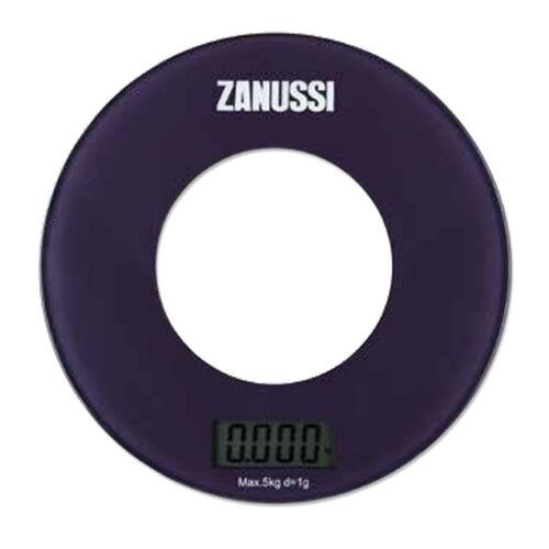 Zanussi digitális konyhai mérleg 5 kg BOLOGNA ZSE21221BF
