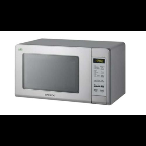 Daewoo mikrohullámú sütő 800 W 20 L Inox KOR-6S4DBI
